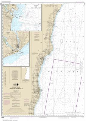 14903 - Algoma to Sheboygan; Kewaunee; Two Rivers