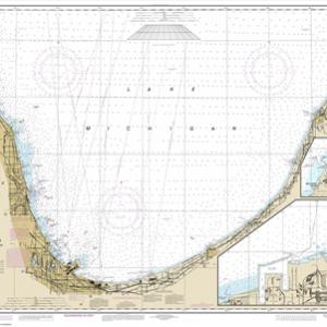 14905 - Waukegan to South Haven; Michigan City; Burns International Harbor; New Buffalo