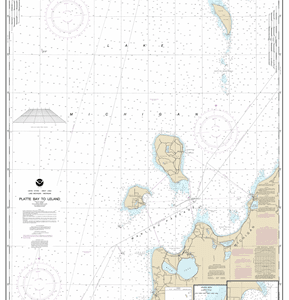 14912 - Platte Bay to Leland; Leland; South Manitou Harbor