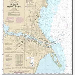14917 - Menominee and Marinette Harbors
