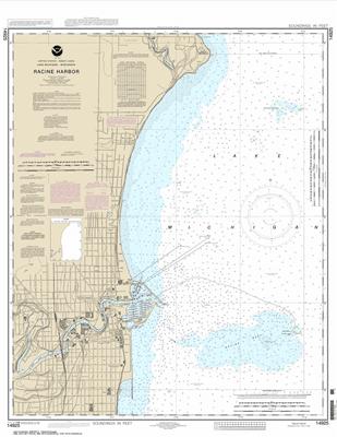 14925 - Racine Harbor
