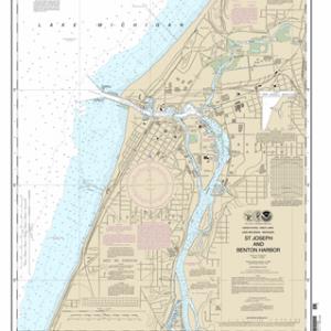 14930 - St. Joseph and Benton Harbor