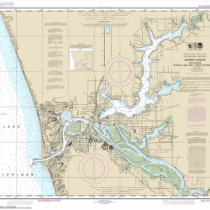 14933 - Grand Haven, including Spring Lake and Lower Grand River