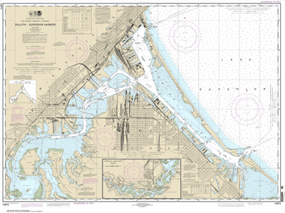 14975 - Duluth-Superior Harbor; Upper St. Louis River