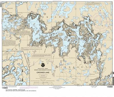 14989 - Crooked Lake
