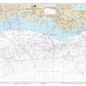 11340 - Mississippi River to Galveston