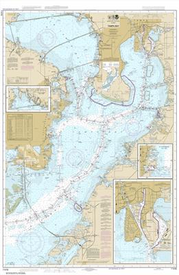 11416 - Tampa Bay; Safety Harbor; St. Petersburg; Tampa