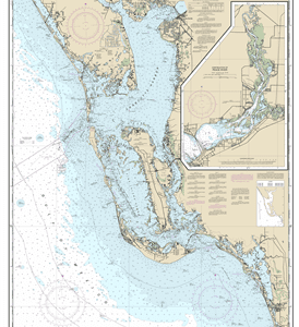 11426 - Estero Bay to Lemon Bay, including Charlotte Harbor; Continuation of Peace River