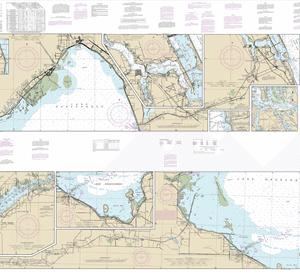 11428 - Okeechobee Waterway St. Lucie Inlet to Fort Myers; Lake Okeechobee