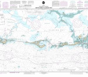 11449 - Intracoastal Waterway Matecumbe to Grassy Key