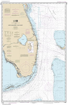 11460 - Cape Canaveral to Key West