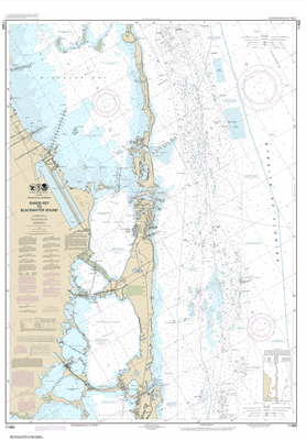 11463 - Intracoastal Waterway Sands Key to Blackwater Sound