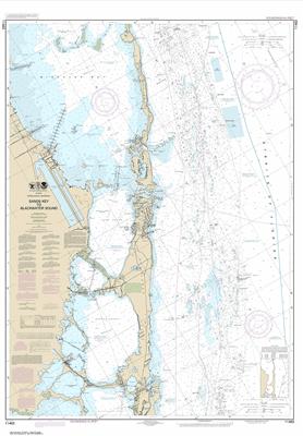 11463 - Intracoastal Waterway Sands Key to Blackwater Sound