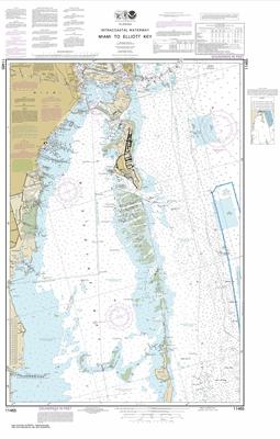 11465 - Intracoastal Waterway Miami to Elliot Key
