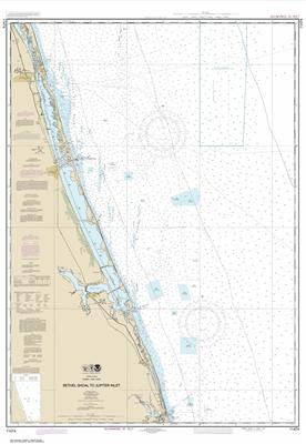 11474 - Bethel Shoal to Jupiter Inlet