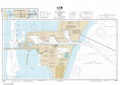 11478 - Port Canaveral; Canaveral Barge Canal Extension