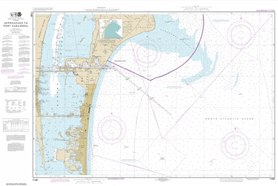 11481 - Approaches to Port Canaveral