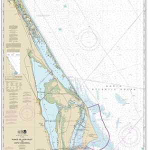 11484 - Ponce de Leon Inlet to Cape Canaveral