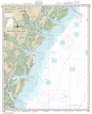 11509 - Tybee Island to Doboy Sound