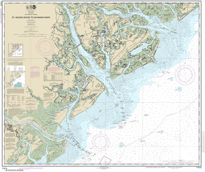 11513 - St. Helena Sound to Savannah River