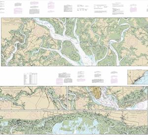 11518 - Intracoastal Waterway Casino Creek to Beaufort River