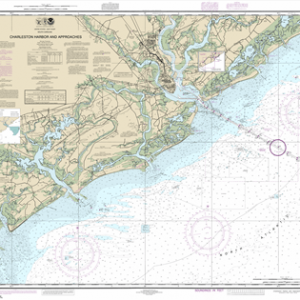 11521 - Charleston Harbor and Approaches