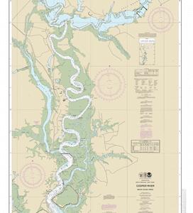 11527 - Cooper River Above Goose Creek