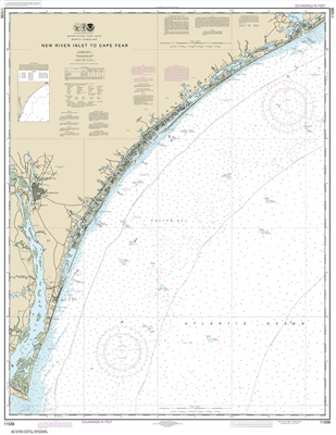 11539 - New River Inlet to Cape Fear