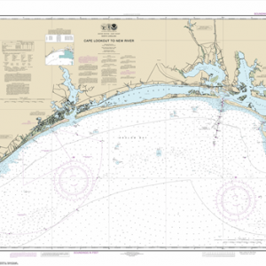 11543 - Cape Lookout to New River