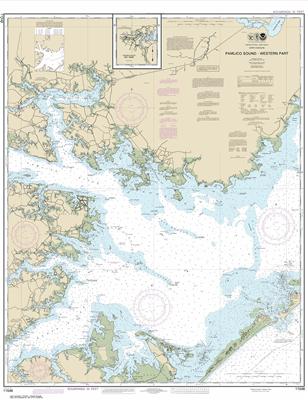 11548 - Pamlico Sound Western Part