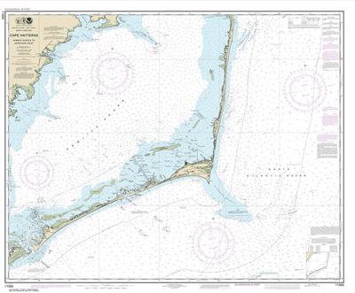 11555 - Cape Hatteras-Wimble Shoals to Ocracoke Inlet